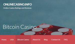 Onlinecasino.info Bitcoin Casino